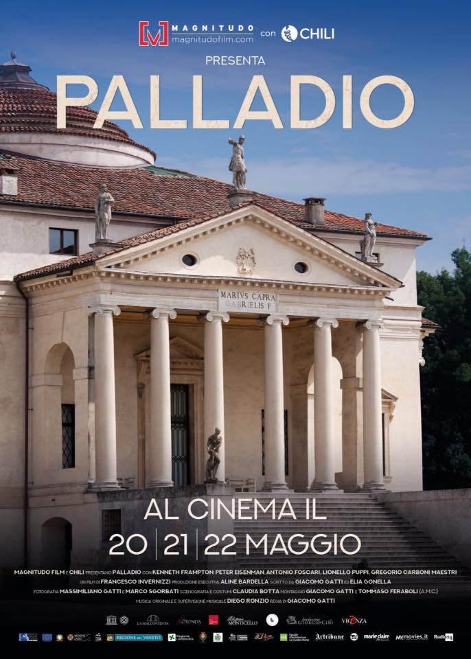 locandina filmPALLADIO2019